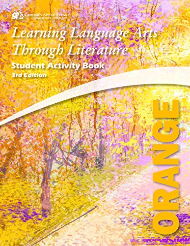Learning Language Arts Through Literature: Orange Student Activity Book, 4th Grade Skills