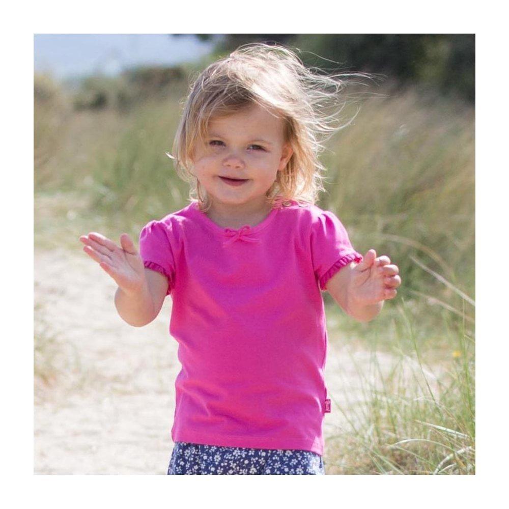 Kite Toddler Girls Mini Go-to Top