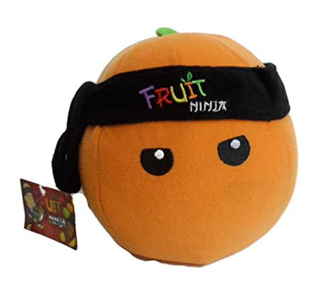 Officially Licensed Fruit Ninja Orange 6