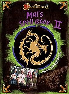 descendants 2 mals spell book 2 more wicked magic - Descendants Coloring Book
