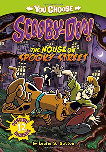 Download The House on Spooky Street (You Choose Stories: Scooby-Doo) pdf