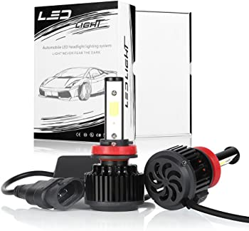 Annt 30-watt Cree 2Pc. LED Headlight