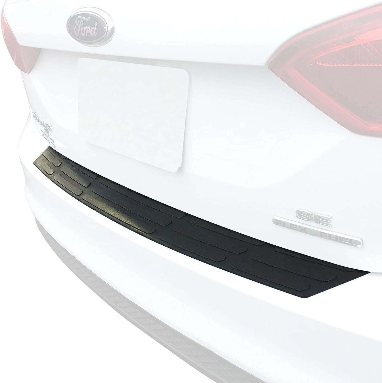 Recambo CT-LKS-1194 Protezione paraurti in Acciaio Inox Lucido per Ford Edge 2016-2018 con Bordi smussati Large
