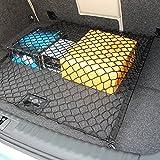 JessicaAlba Universal Cargo Net for Toyota Land Cruiser Prius 4Runner FJ Cruiser Highlander RAV4 Sienna Tacoma Venza