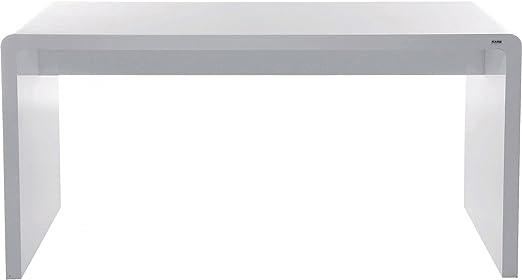 Kare Club Escritorio, 150 x 70 cm, Color Blanco: Amazon.es: Hogar