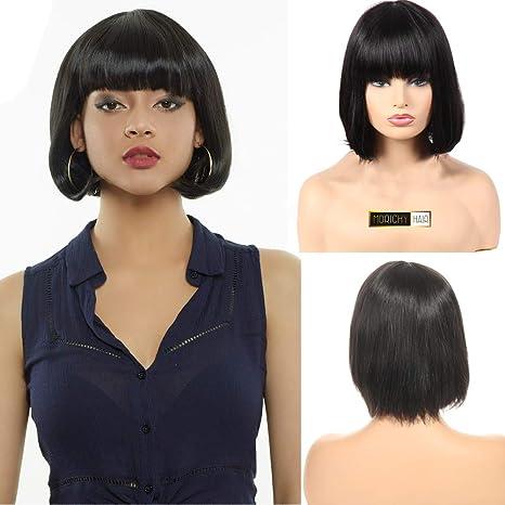 Morichy Bouclés Perruques Femmes Cheveux