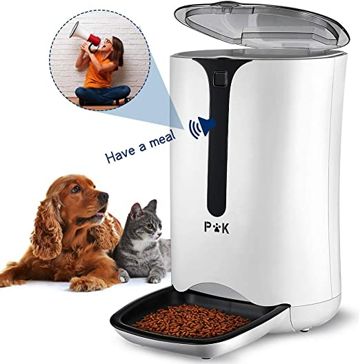 PUPPY KITTY 7L comedero automático para Perros y Gatos con ...