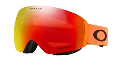 3275bae49d0 Oakley Flight Deck XM Adult Snowmobile Goggles - 2018 Team Oakley Prizm  Torch Iridium