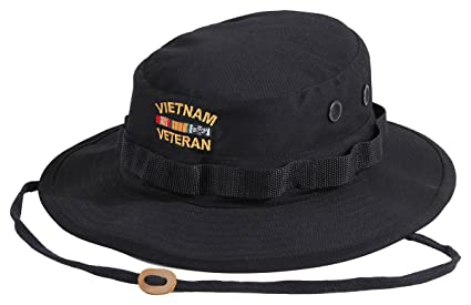 a41e9da832a Amazon.com  Rothco Vietnam Veteran Boonie Hat  Sports   Outdoors