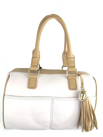 Calvin Klein - Bolso estilo cartera para mujer Beige color carne medium: Amazon.es: Ropa y accesorios