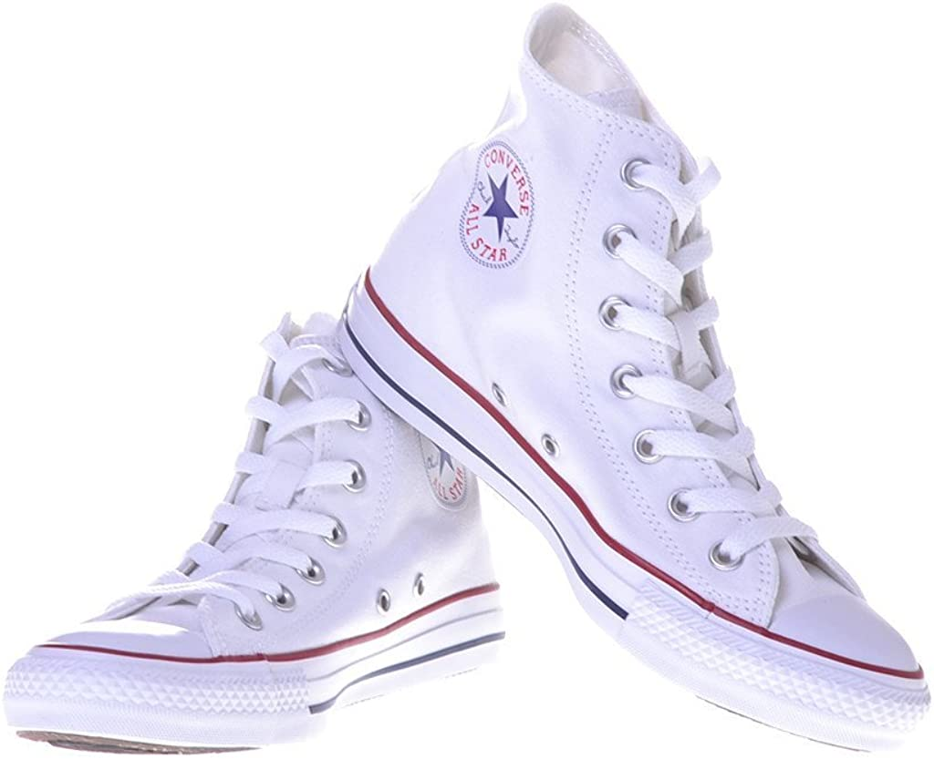 Converse Optical White, Sneakers Basses Mixte Optic White