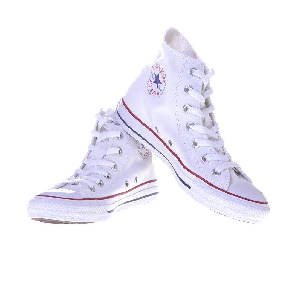 Converse Unisex-Erwachsene All Star Hi rot Turnschuhe    070b45