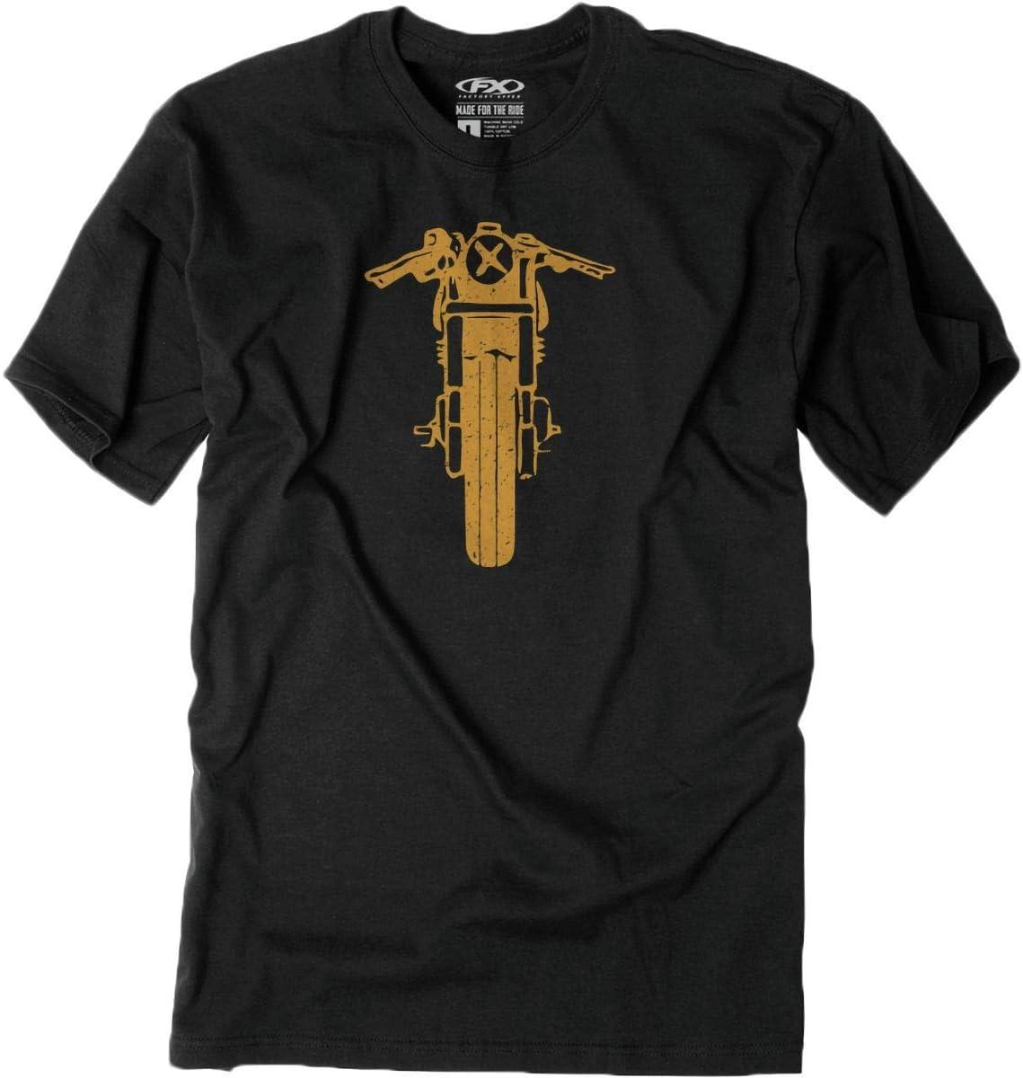 Black Factory Effex Bike T-Shirt Medium