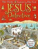 Jesus Detective: A Puzzle Search Book