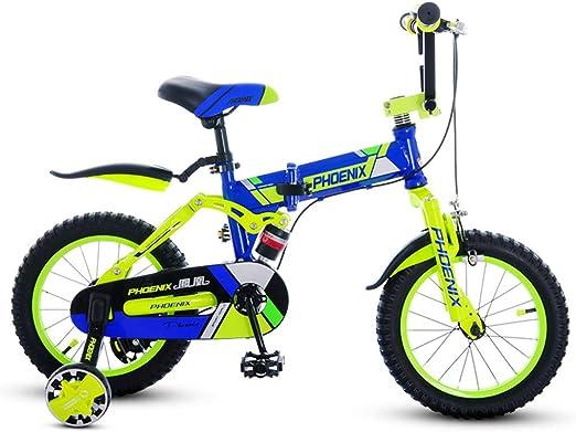 JIANPING Bicicletas para Niños Niños De 5-9 Años De Edad Bicicleta ...