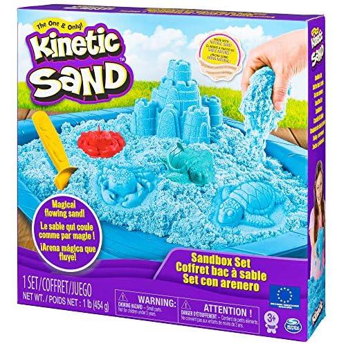 chollos oferta descuentos barato Kinetic Sand Playset Castillo Arena Kinética BIZAK 61921402 color modelo surtido