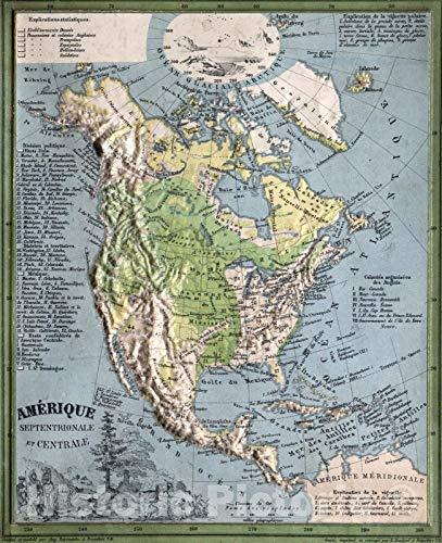 Historic Map | Case Map, Western Hemisphere. Eastern Hemisphere. 1825 | Vintage Wall Art | 24in x 30in