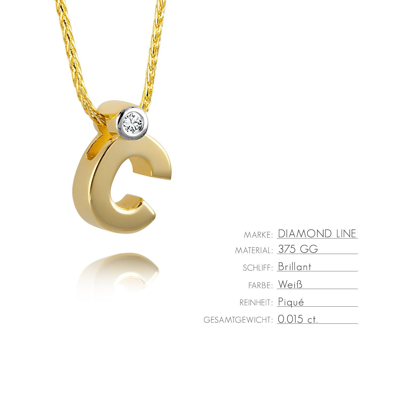 Modeschmuck Graziöse Feine Kette Gold Farben Neu Halsketten & Anhänger