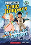 img - for Stealing the Sword: A Branches Book (Time Jumpers #1) book / textbook / text book