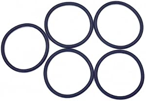Pro-Parts Water Filter O-Rings Replacement for Whirlpool WHKF-DWHV, WHCF-DWHV, WHCF-DWH, WHKF-DWH & WHKF-DUF(5pcs/Pack)