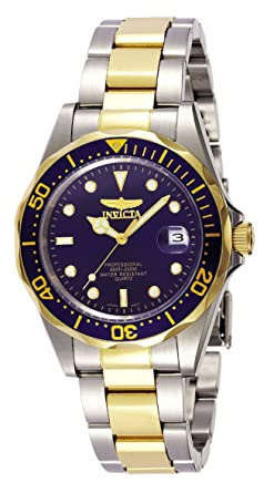 5581b09f7 Invicta Men's 8935 Pro Diver Collection Two-Tone Stainless Steel Watch with  Link Bracelet