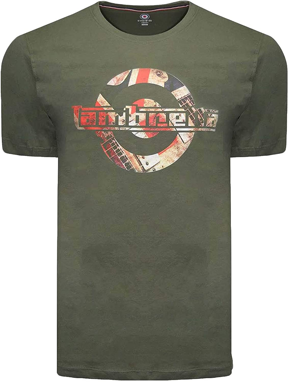 Lambretta Graphic Target tee Camiseta para Hombre: Amazon.es: Ropa ...