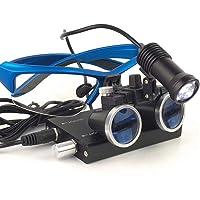Lupas Binoculares Quirúrgicas Dentales Profesionales para Dentistas, Gafas