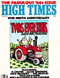 img - for HIGH TIMES No. 94, June 1983 - The Fabulous '60s Issue: R. Crumb cover book / textbook / text book