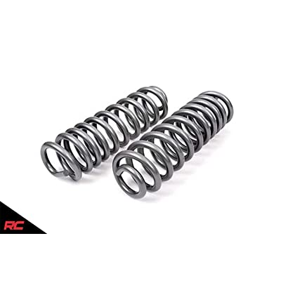 "Rough Country 9265 Leveling Kit 1.5"" fits 1980-1996 F150 Bronco Coil Springs Suspension Increased Ground: Rough Country: Automotive"