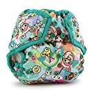 Kanga Care Rumparooz Cloth Diaper Cover Snap, Tokisweet/Multi, One Size