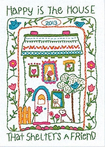 Dimensions Crafts Crewel Embroidery Sampler