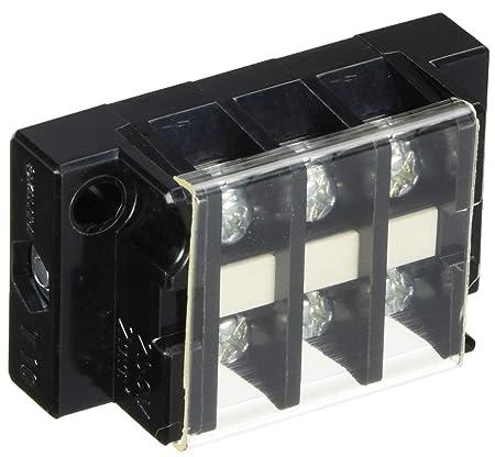 春日電機 組端子台 標準形 (セルフアップ) 極数3 T1003