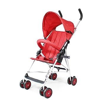 JIANXIN Los Cochecitos De Bebé Son Carros Plegables Súper Livianos, Sencillos Y Pequeños para Que El Bebé Y Los Niños Suban Al Avión.