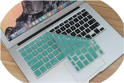 Membrana del Teclado 17 Colors US Keyboard Cover Silicone ...