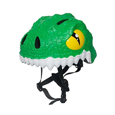 Wlolo 3D Kids Multi-Sport Helmet Animal (3D-Green) : Sports & Outdoors