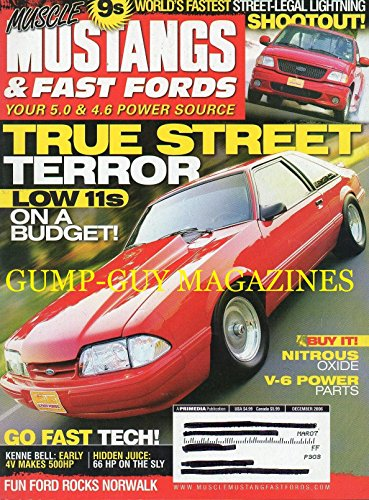 Muscle Mustangs & Fast Fords, December 2006 Issue