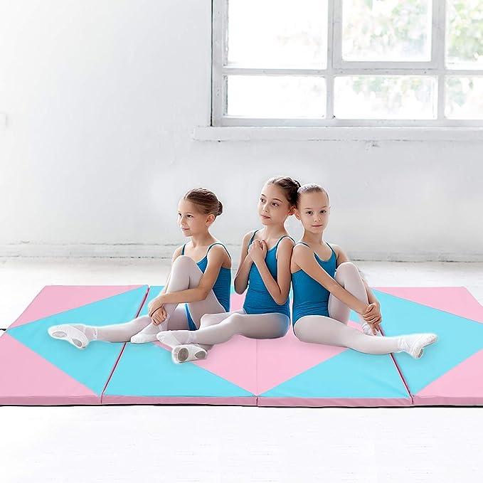 Amazon.com: Max4out - Alfombrilla de gimnasia gruesa ...