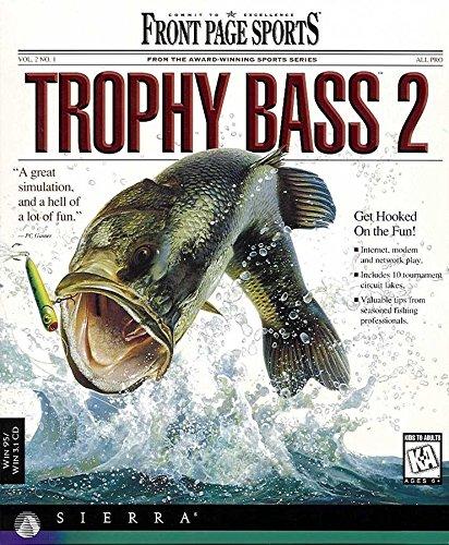 Front Page Sports:Trophy Bass 2      C/Ww95/Ww/Us