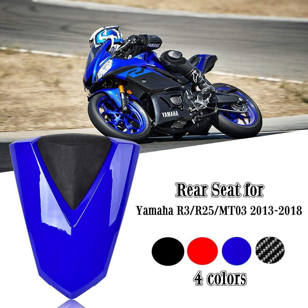 YAMAHA 2015 YZF-R3 Blue Rear SEAT Cowl 1WDF47F0V000