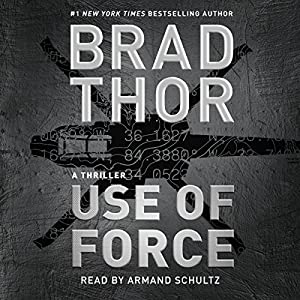 Use of Force Audiobook