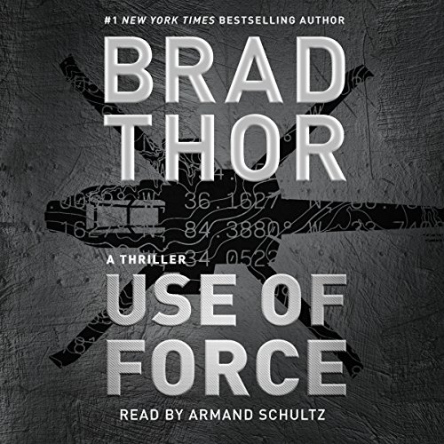 Use of Force Audiobook [Free Download by Trial] thumbnail