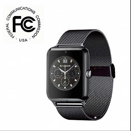 Reloj Inteligente Smartwatch,Pulseras Actividad,Monitor de ...