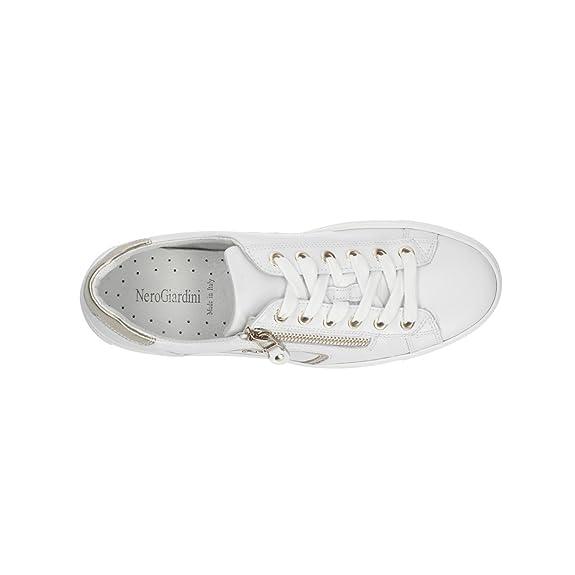 Nero Giardini Sneakers Scarpe Donna Bianco 5262 P805262D 36  Amazon.it  Scarpe  e borse 8858ff5fb4b