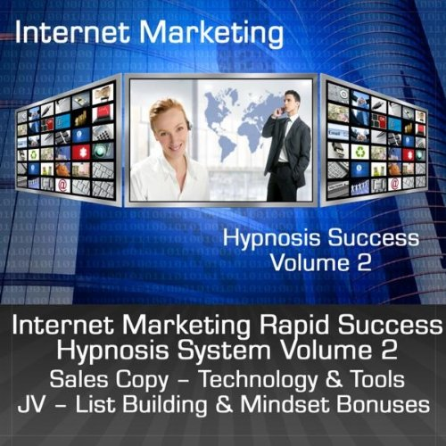 Internet Marketing Sales Copy List Building & JV Joint Venture Partnering Hypnosis Pack – Session 2