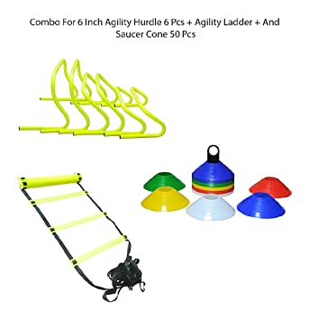 012137cf7 Midoff Hurdles agility ladders soccer cone marker for|agility Hurdles| hurdles 6 inch|hurdles for training|hurdles for football|agility equipment| speed ...