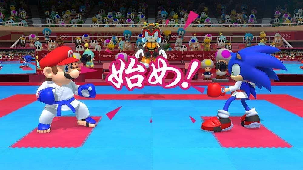 マリオ&ソニック AT 東京2020オリンピック(TM) - Switch ニンテンドースイッチ