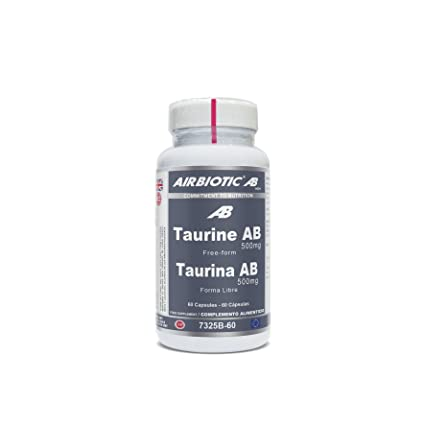 Airbiotic AB - Taurina AB 500 mg. Aminoácidos como ...