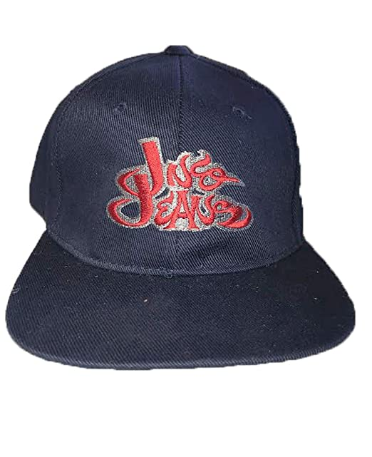 7d44e372dcb Jnco Jeans Men s Funky Basic Fitted Baseball Cap O S Blue at Amazon ...