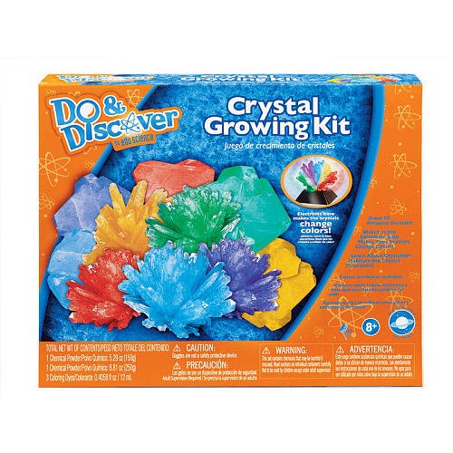 UPC 042409928912, Edu Science Crystal Growing Set