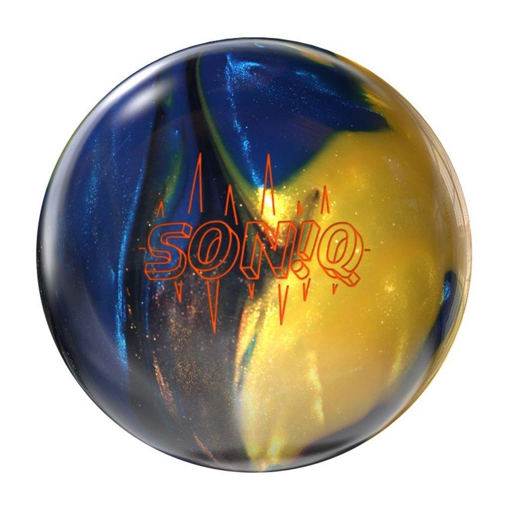 Storm Soniq ボーリングボール ブルー ブロンズ ゴールド B076KQWCQC  16lbs